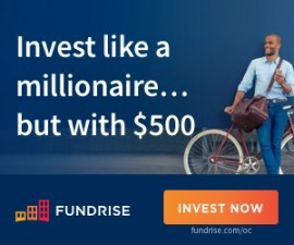 fundrise invest with only $500