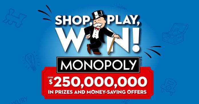 rare safeway monopoly pieces
